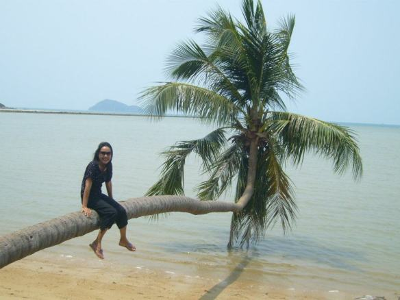 Thanwalai in Koh Phangan March 2012